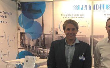 Particle Technology attend FILTECH 2019