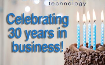 Particle Technology are celebrating 30 years in business this week.