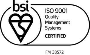 BSI ISO9001 logo
